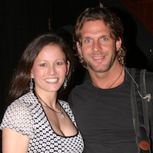 Lana & Billy Currington